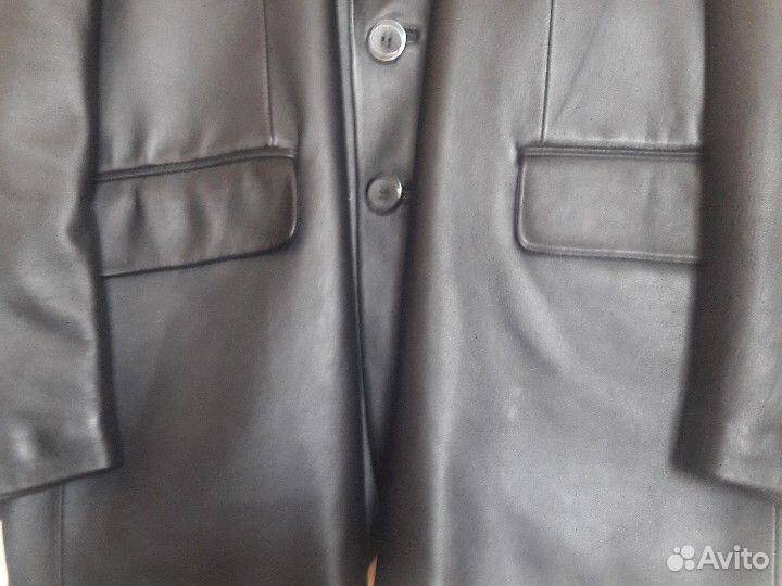 Кожаный пиджак  89622147641 купить 1