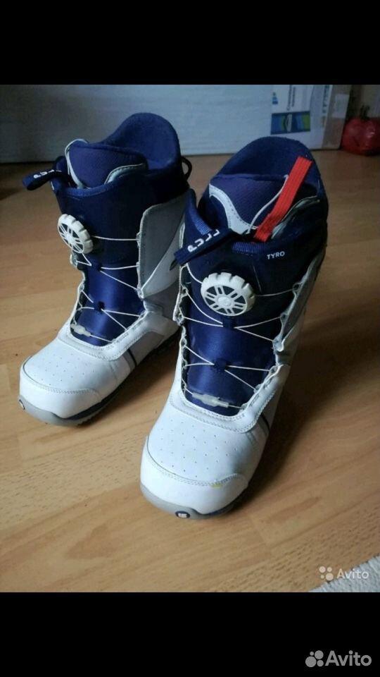 Сноубордические ботинки Burton Tyxo  89217665260 купить 1