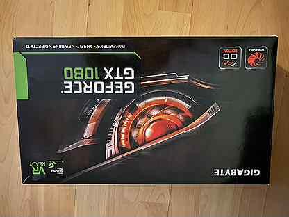 Nvidia GE force 1080 gtx 2 шт + SLi мост — Товары для компьютера в Москве
