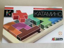 Настольная игра 0-99 лет Катамино