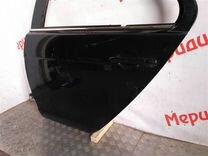 Дверь задняя левая Mitsubishi Lancer X 1.8 2012