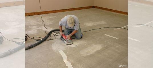 Шлифовка бетона волгоград сухие смеси для заливки бетонного пола