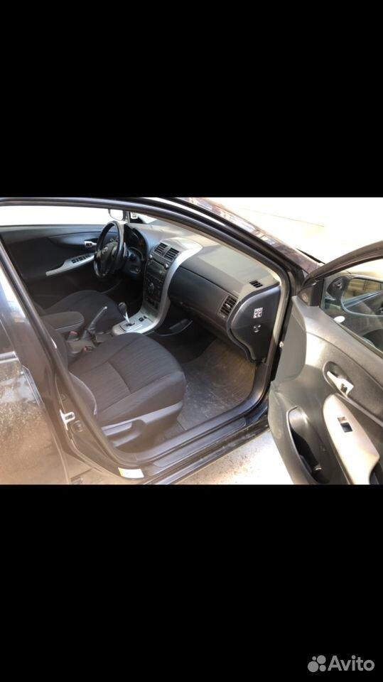 Toyota Corolla, 2008  89285162697 купить 7