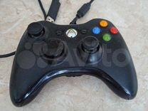 Оригинальный, Проводной Геймпад Xbox360