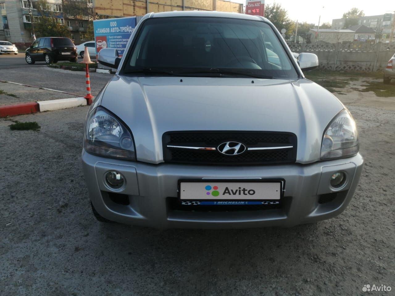 Hyundai Tucson, 2008  89092315708 buy 3