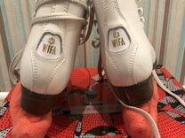 Фигурные коньки Wifa Prima Set
