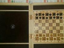 Шахматы дорожные или походные