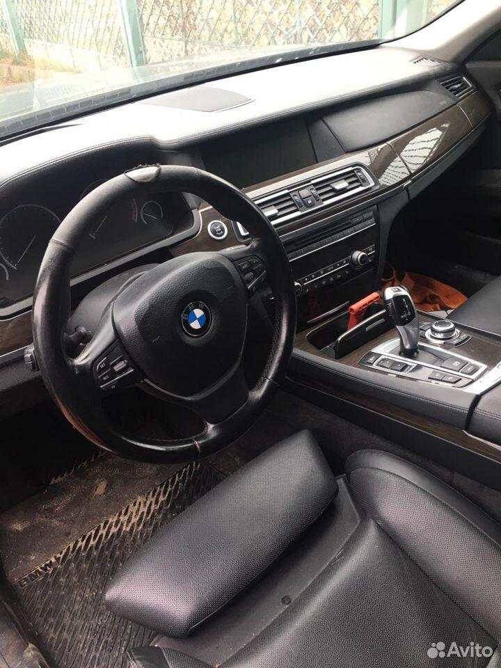BMW 7 серия, 2009  89128107843 купить 8
