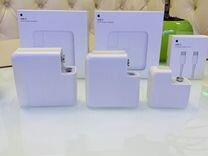Зарядка на Macbook USB-C 30W/61W/87W