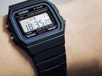 Часы casio f 91 w