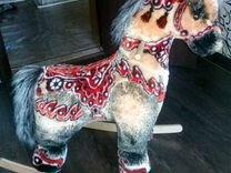 Качалка лошадь — Товары для детей и игрушки в Великовечном