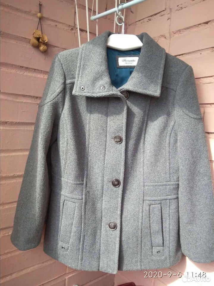 Пальто женское р 46-48