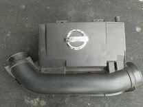 Патрубок воздушного фильтра Nissan Pathfinder R51