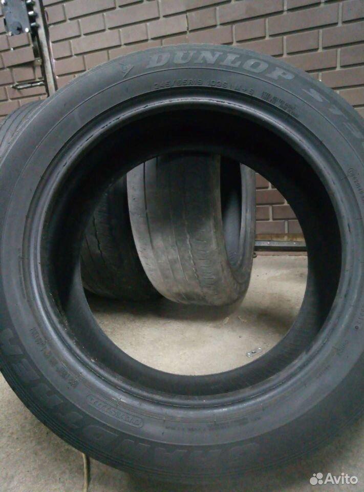 Dunlop grandtrek 245/55 r19 летние  89506888835 купить 2