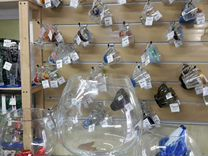 Шар для рыбок из стекла