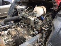Двигатель с кпп Камаз