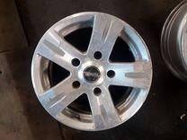 Литые диски R15 болты 5/139.7