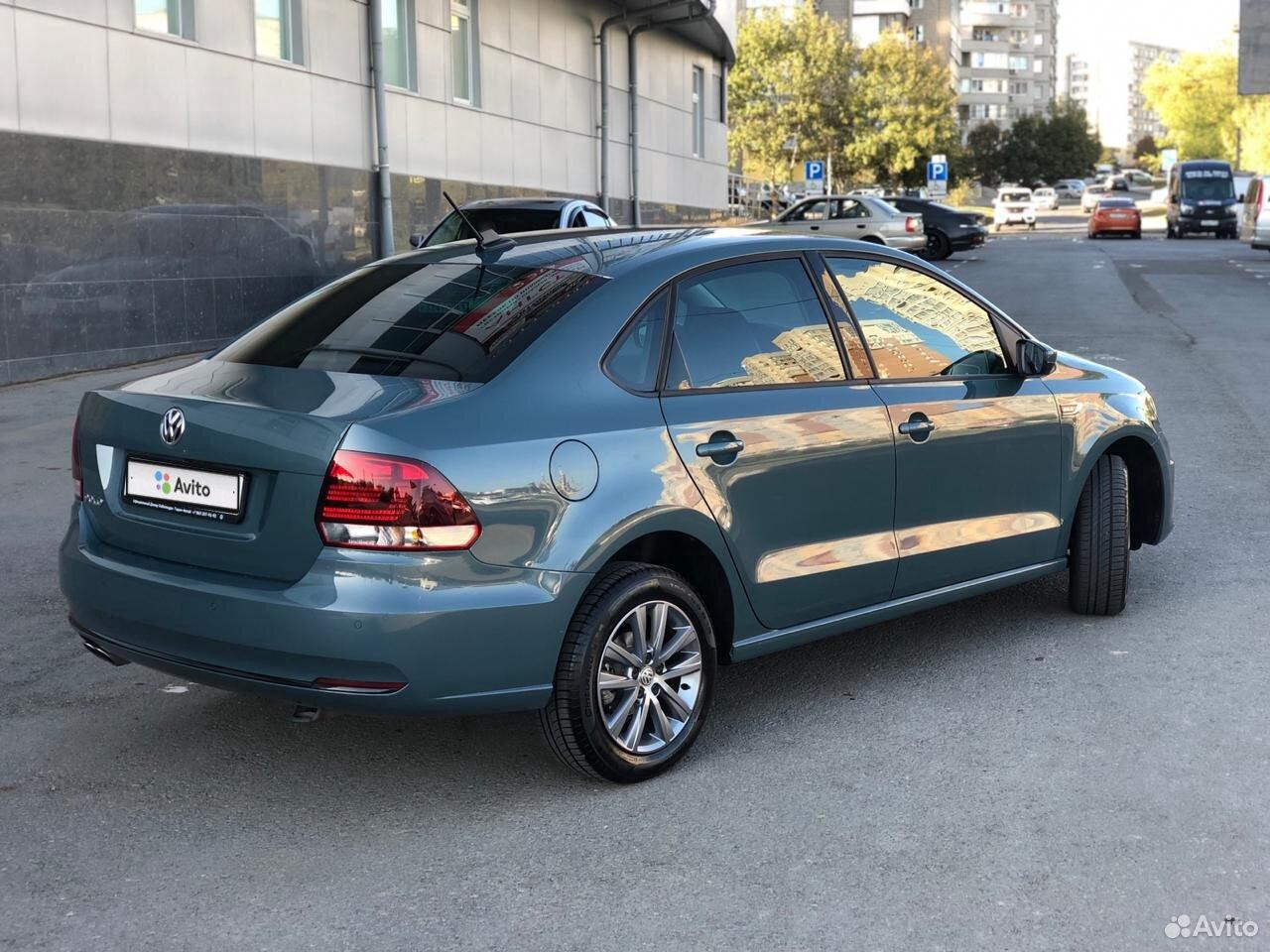 Volkswagen Polo, 2019  89185704414 купить 4