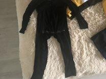 Горнолыжный костюм, детский, термокостюм, термобел