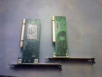 Аналоговые модемы PCI - 2 шт