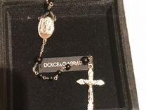 Крест Dolce Gabbana