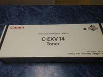 Продам картридж canon C-EXV14 черный