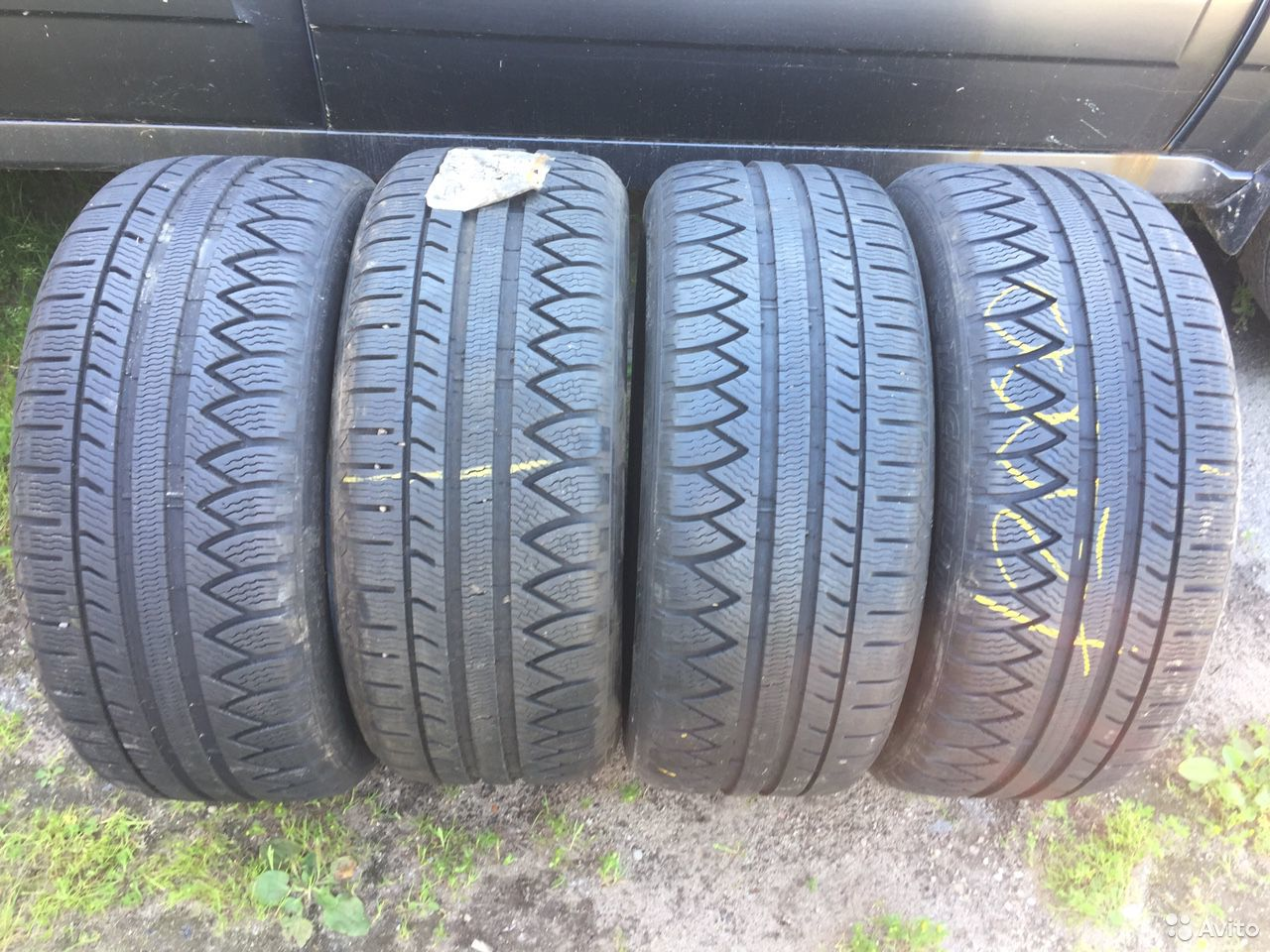 225/55 R16 Michelin Pilot Alpin  89211101675 купить 1