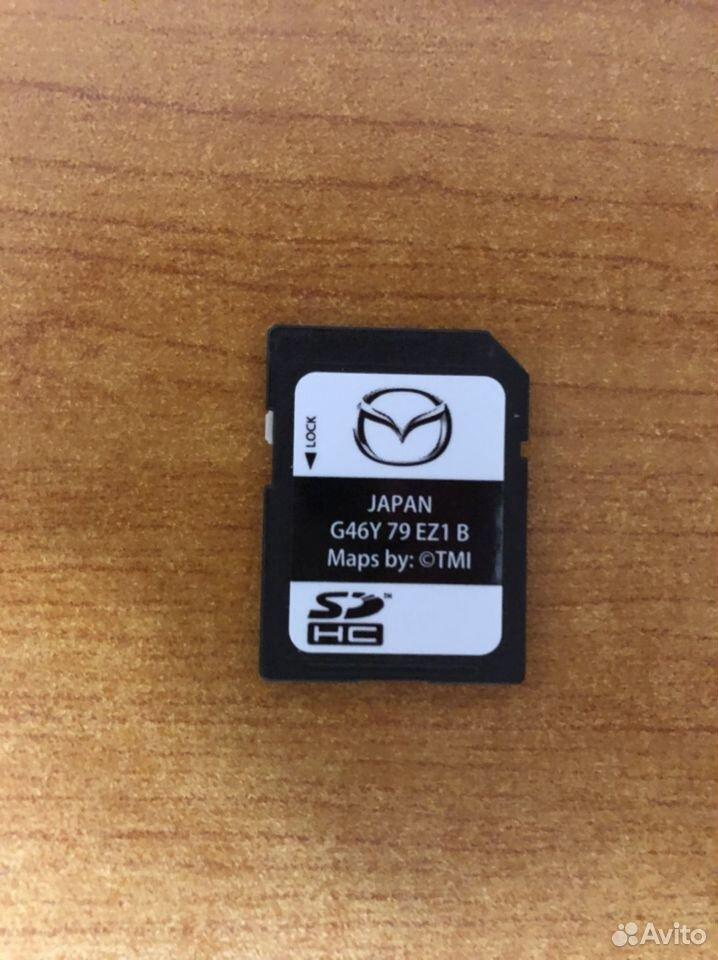 SD карта загрузочная Mazda  89144095741 купить 1