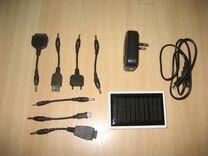 Зарядное устройство на солнечной батареии
