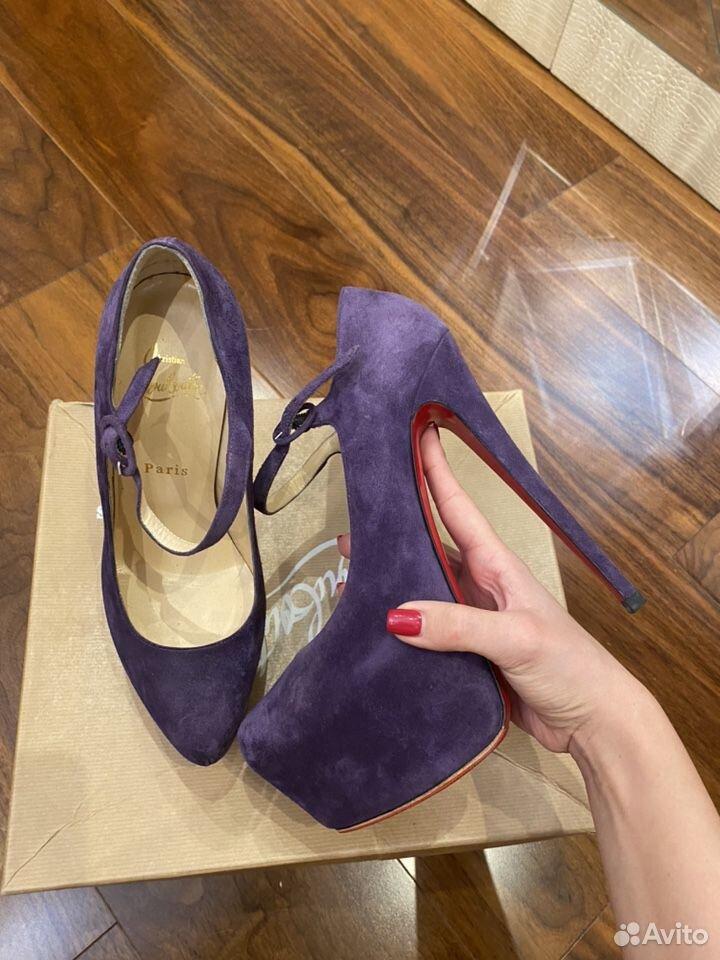 Туфли Christian Louboutin  89200251666 купить 2