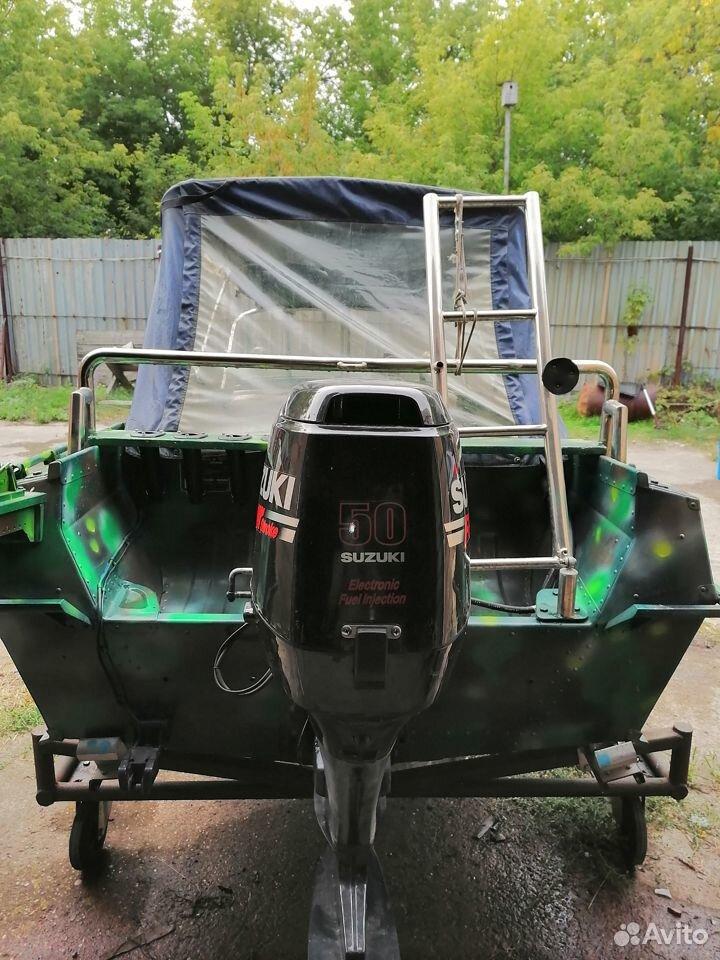 Motorbåt Kazanka  89656413228 köp 2
