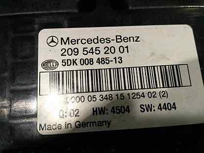 Блок предохранителей SAM передний Mercedes-Benz
