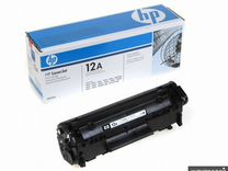 Картридж Q 2612 для лазерного принтера и мфу HP