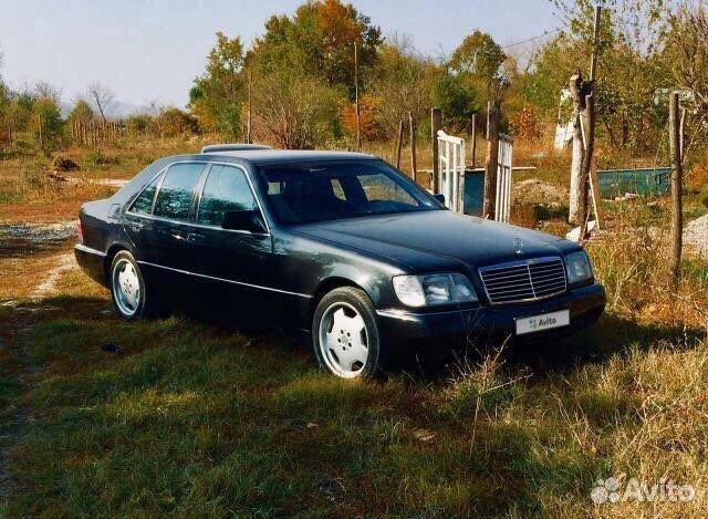 Mercedes-Benz S-класс, 1994  89064851820 купить 2
