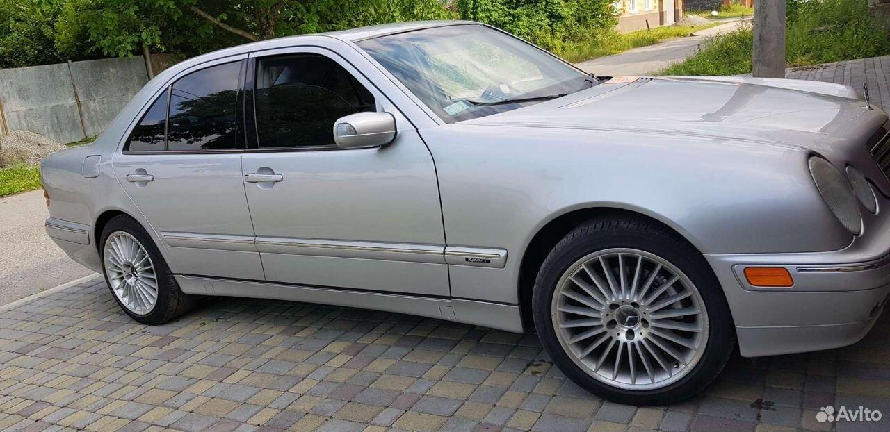 Mercedes-Benz E-класс, 2000  89187099244 купить 4