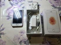 iPhone se, 32gb, розовое золото
