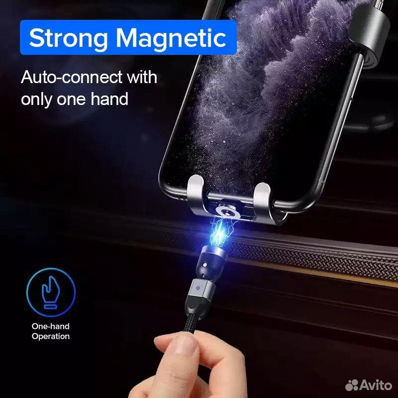 Магнитная зарядка Type-C  89620470007 купить 5