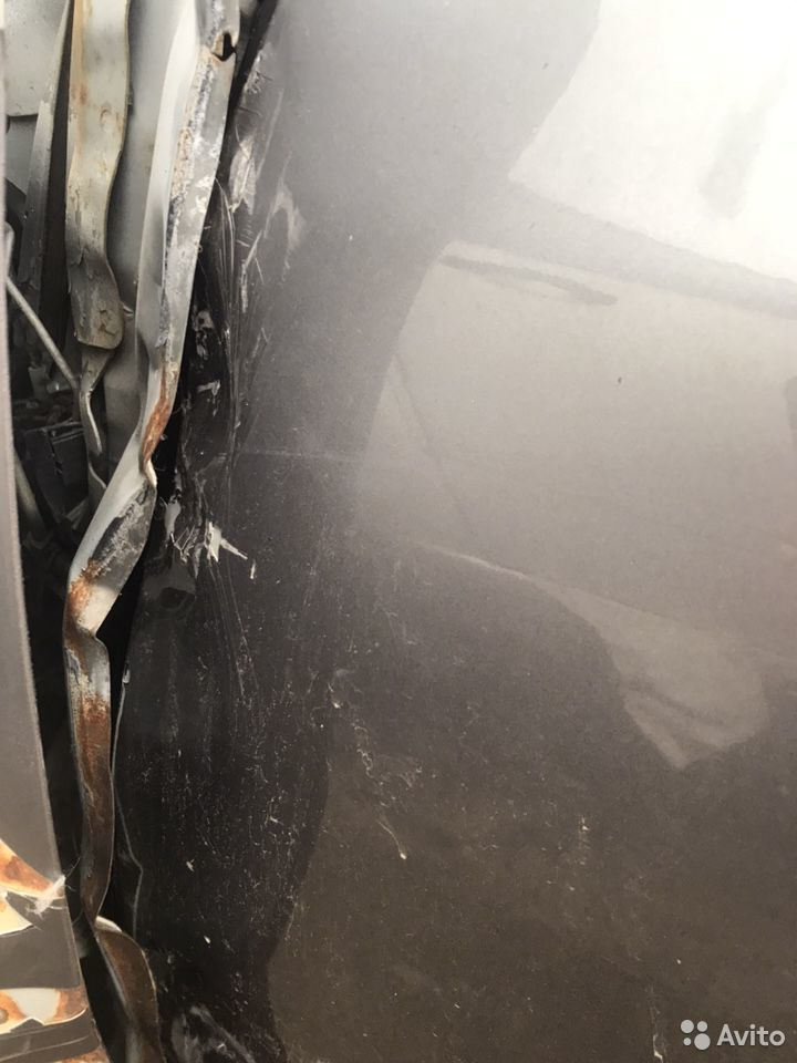 Дверь задняя левая Mazda 3bk хэтчбек  89644905044 купить 2