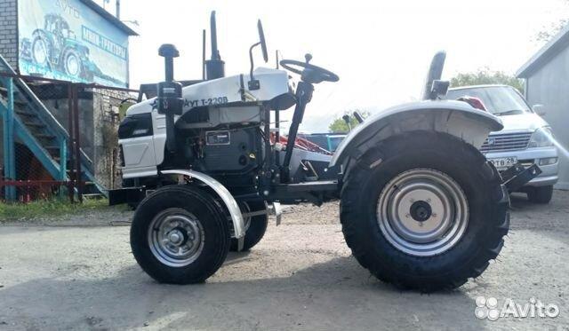 Мини-трактор Скаут Т-220B, 4х2, 18 л.с  88007074451 купить 7