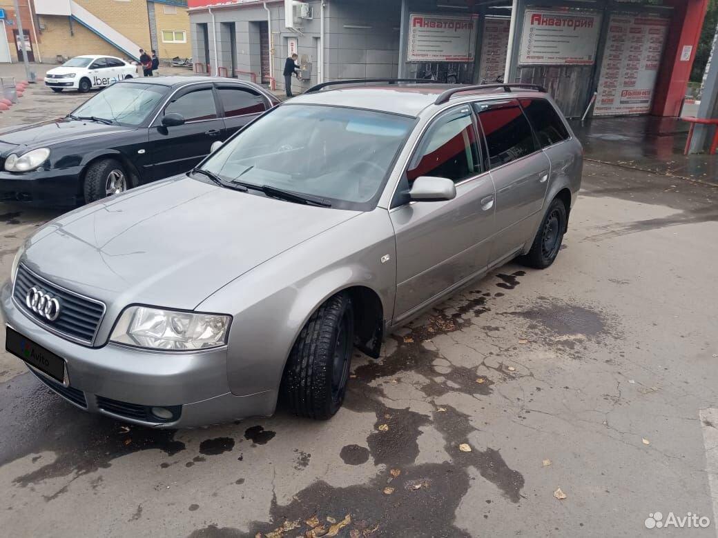 Audi A6, 2004  89027376300 купить 2