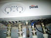 Газовый котел Ferolli