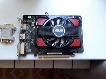 Asus Radeon R7 250 1000Mhz PCI-E 3.0 1024Mb 4600Mh — Товары для компьютера в Волгограде