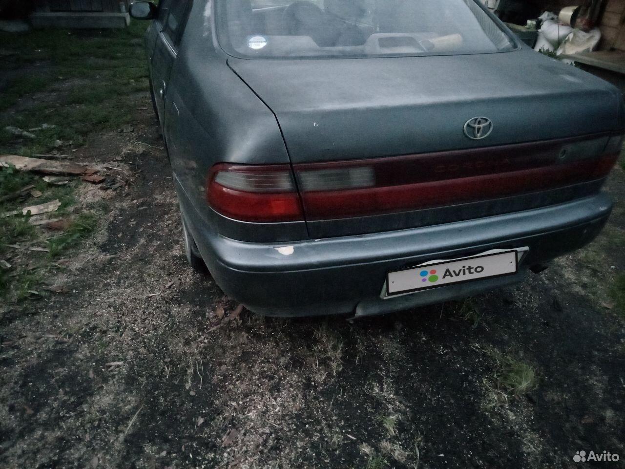 Toyota Corona, 1992  89609425968 купить 10