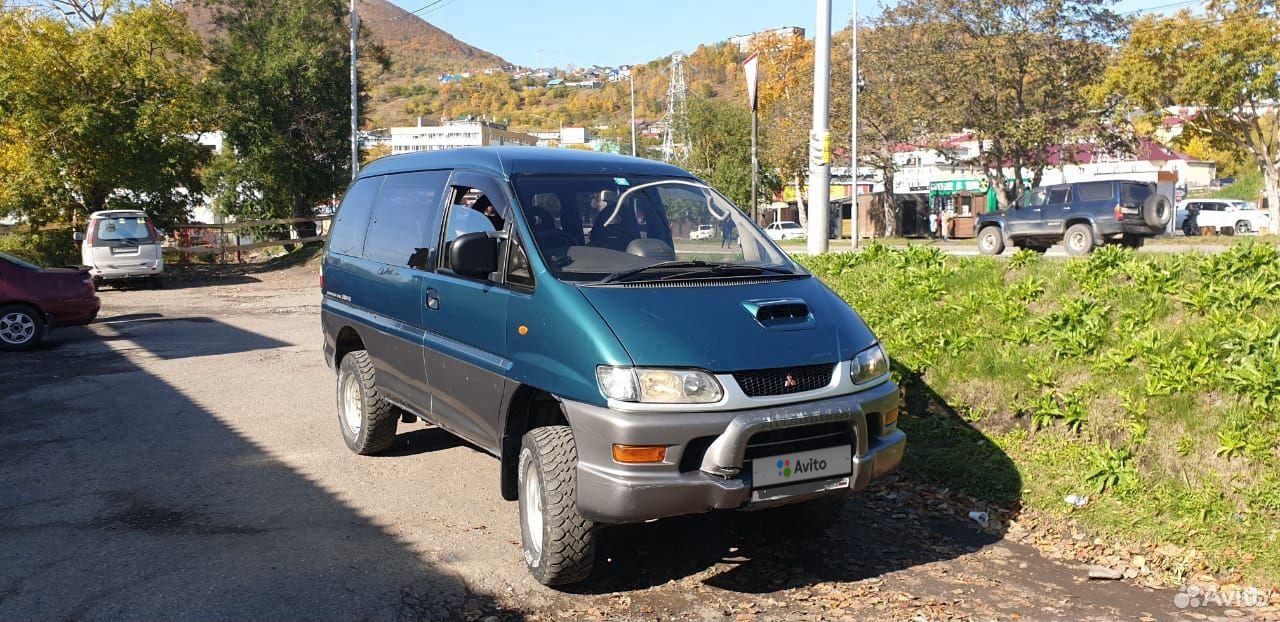 Mitsubishi Delica, 1997  89149938595 купить 2