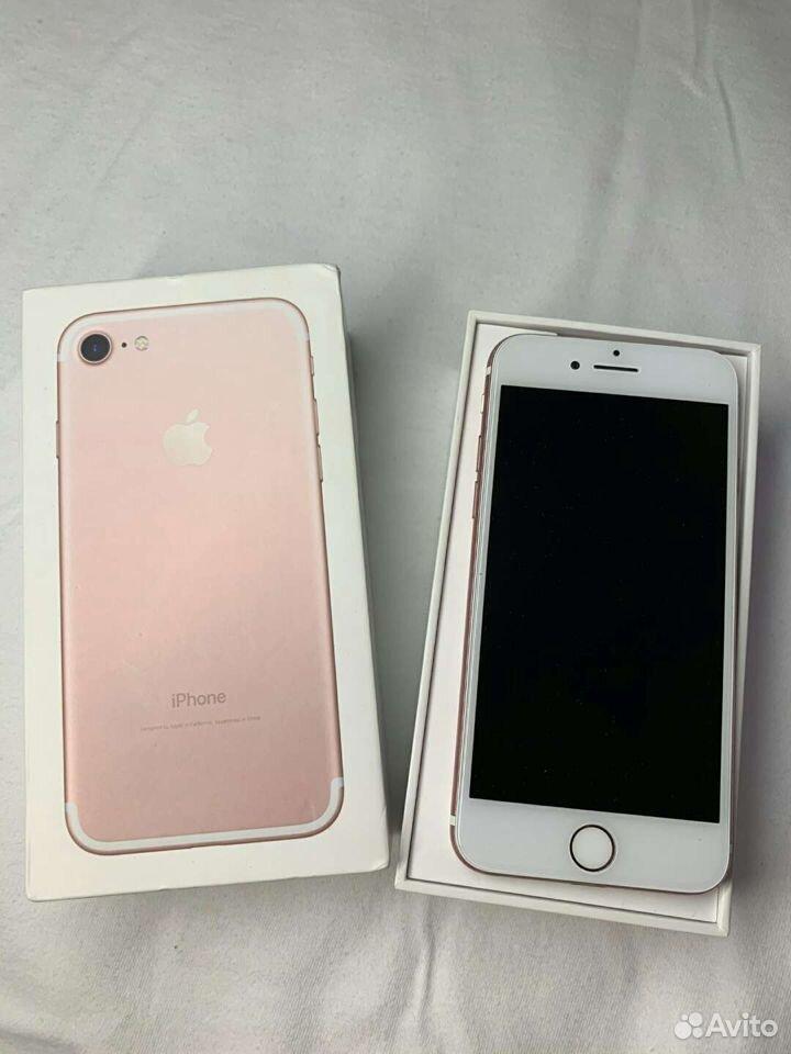 iPhone 7 32GB рст Полный Комплект  89995652369 купить 2