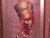 Нефертити с Египта