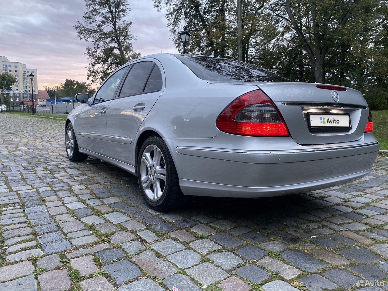 Mercedes-Benz E-class, 2009  89097977517 buy 9