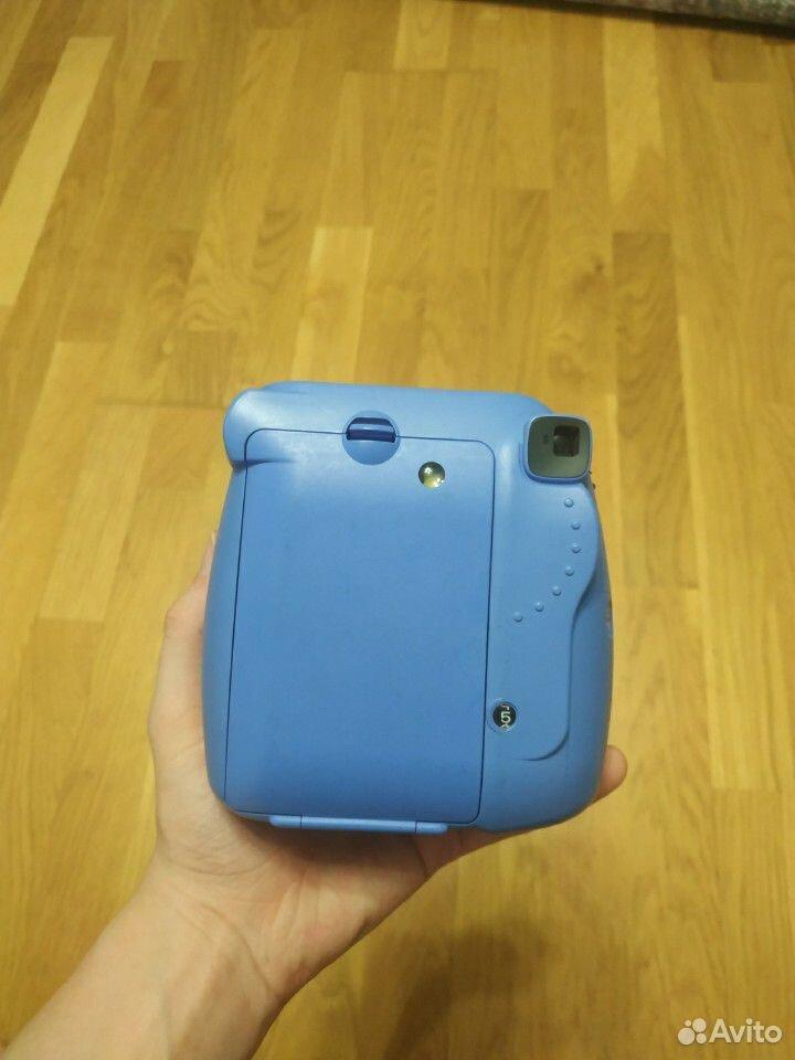 Фотоаппарат моментальной печати Instax mini 9  89097812833 купить 2