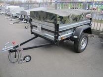 Прицеп для грузов К-03 рессорный