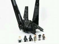 Lego 75156 Имперский шатл Кренника